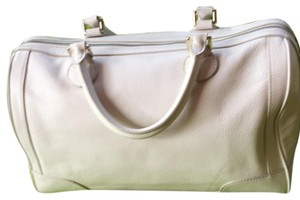 Banana Republic Satchel in EggShell