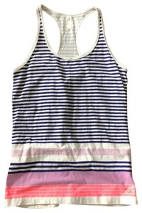 Gap Top White With Stripes