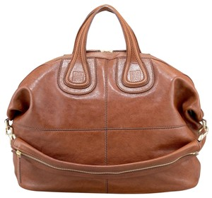 Givenchy Nightingale Nightingale Nightingale Tote in Brown