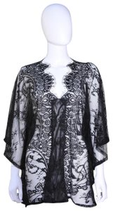 Lisa Nieves Lace Sheer Summer Casual Tunic