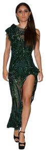 Lisa Nieves Prom Stretchy Evening Sequin Dress