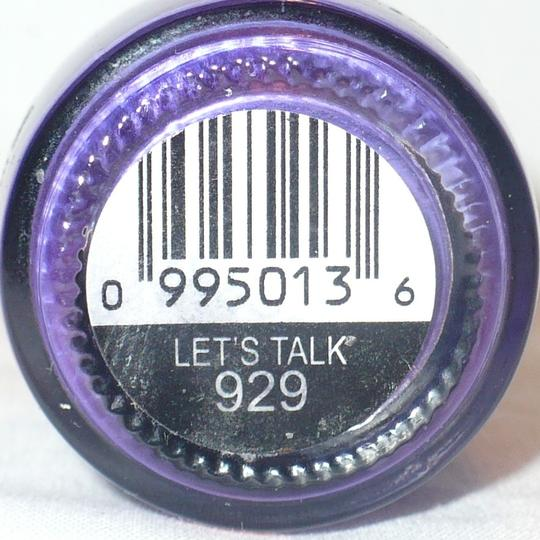 Sinful Colors Sinful Colors LET'S TALK Nail Polish