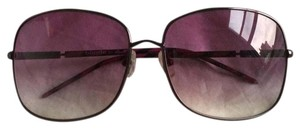 Blinde Cool indie brand Blinde wire frame purple sunglasses.