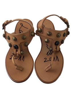 Lanvin tan Sandals