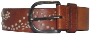 Abercrombie & Fitch A&F Leather Belt Size M