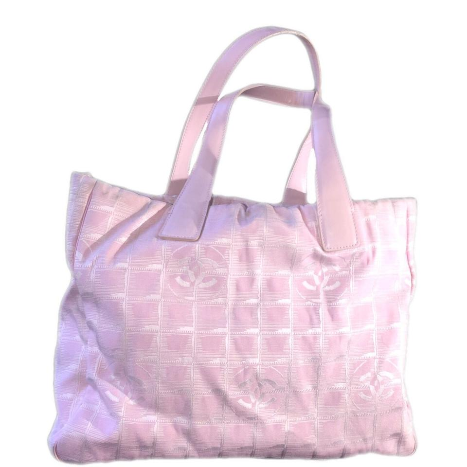 e16b3c67e7bd Chanel Shopping Monogram Tote with Leather Handles. Two Great ...