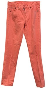 J.Crew Spring Summer Bright Denim Cropped Straight Leg Jeans-Light Wash