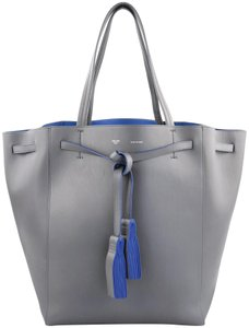 Céline Tote in Light Anthracite