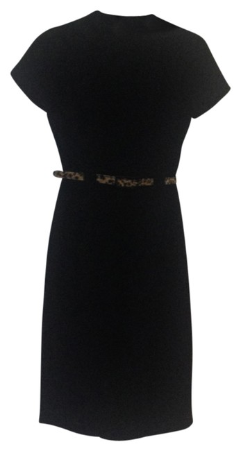 Ralph Lauren Fitted Sleek Dress