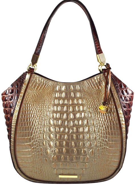 Item - Marianna Rose Gold Provence Leather Tote