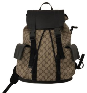 Beige Gucci Backpacks - Up to 90% off at Tradesy 5b6a2bc7a2fba