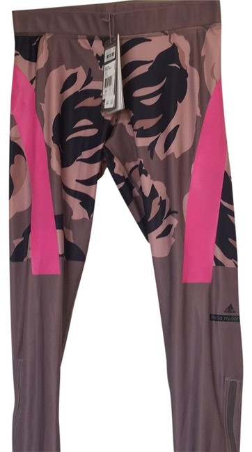 Item - Pink Black Nude Aa7472 Activewear Bottoms Size 6 (S)