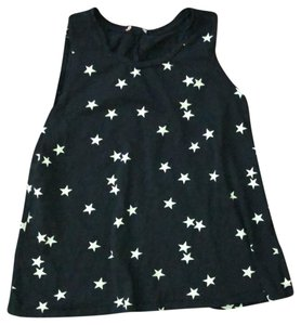 Gap Top Navy with White Stars