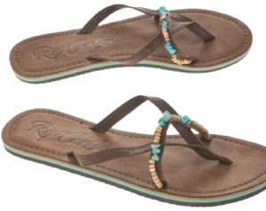 Reef Brown Sandals