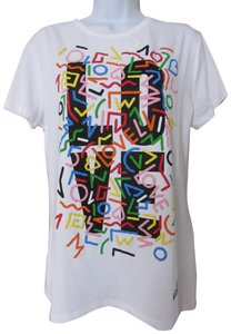 Moschino T Shirt White
