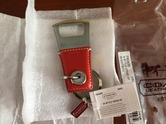 Coach F60435 Coach Bottle Opener/Key FOB