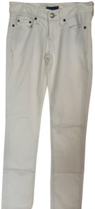 Martin + Osa 25 Long Straight Pants White denim