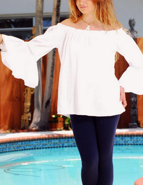 Lirome Resort Cottage Chic Tunic