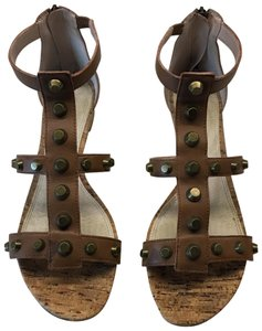 Wythe NY Cognac Sandals