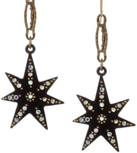 Lulu Frost nwot lulu frost star earrings