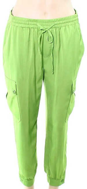 Item - Green Light Wash By New Womens 4p Petite Cargo Charmeuse Pant Skinny Jeans Size 27 (4, S)
