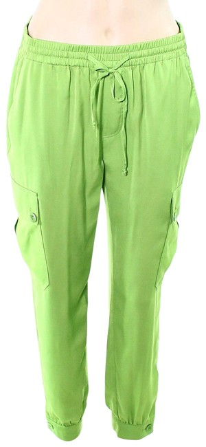 Item - Green Light Wash By New Womens 2petite Cargo Charmeuse Pant Skinny Jeans Size 25 (2, XS)