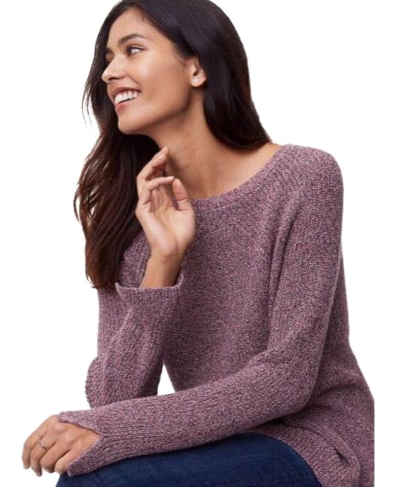 Ann Taylor Loft Side Slit Sweater Tradesy