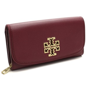 Tory Burch Troy Burch Duo Envelope Wallet Snap closure
