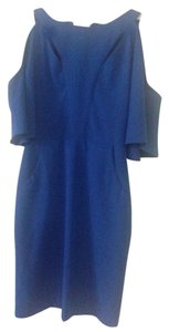 Gianni Bini Cut-out Exposed Fitted Dress