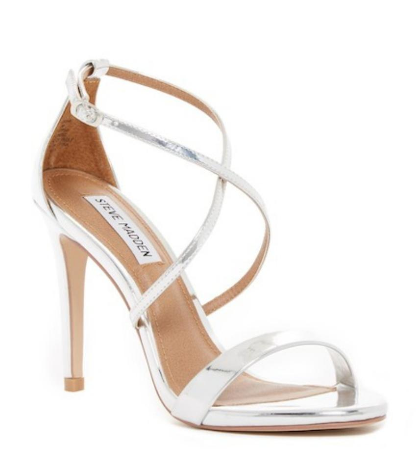 d52e3024728 Silver Sterling High Sandals