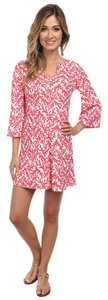 Lilly Pulitzer short dress Coral on Tradesy