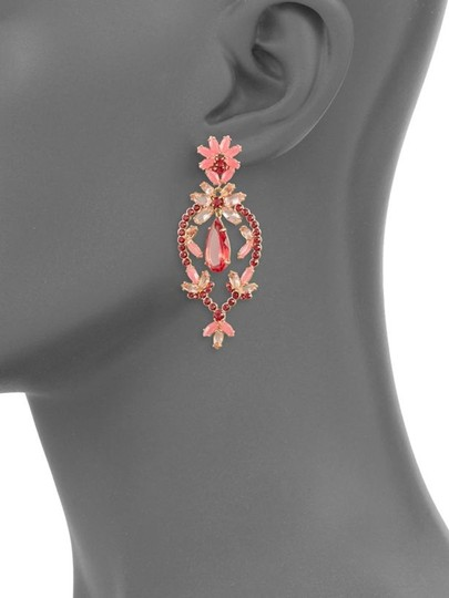 Kate Spade Kate Spade New York Flora Faceted Statement Earrings Image 1