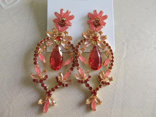 Kate Spade Kate Spade New York Flora Faceted Statement Earrings Image 3