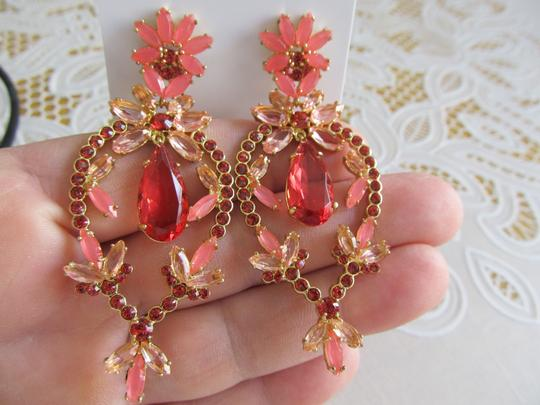 Kate Spade Kate Spade New York Flora Faceted Statement Earrings Image 4