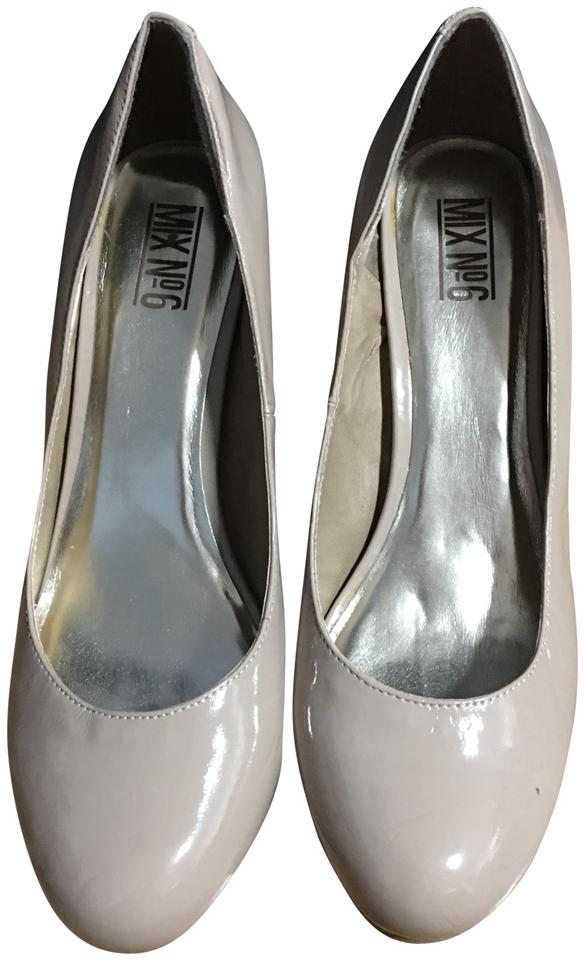 f375b5fdf34 Mix No. 6 Beige Pumps Size US 11 Regular (M