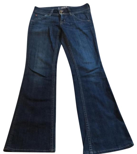 Hudson Denim Medium Wash Boot Cut Jeans Size 2 (XS, 26) Hudson Denim Medium Wash Boot Cut Jeans Size 2 (XS, 26) Image 1
