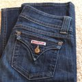 Hudson Denim Medium Wash Boot Cut Jeans Size 2 (XS, 26) Hudson Denim Medium Wash Boot Cut Jeans Size 2 (XS, 26) Image 5