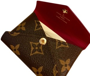 4f52cbea8af6 Louis Vuitton Monogram Kirigami Small Pouch Credit Card Holder Made In  France