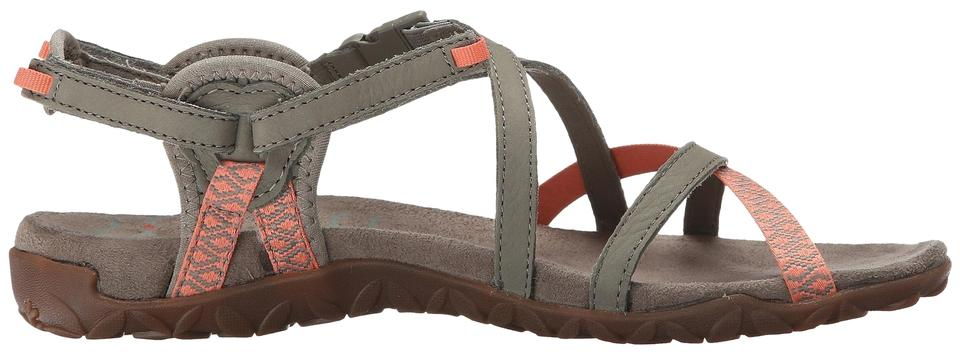 fa1621f05a51 Merrell Gray Women s Terran Lattice Ii Sandals Size US 10 Regular (M ...