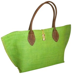Lilly Pulitzer Tote in green