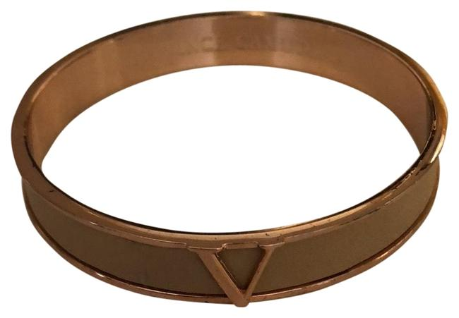Item - Rose Gold/Taupe Bangle Bracelet