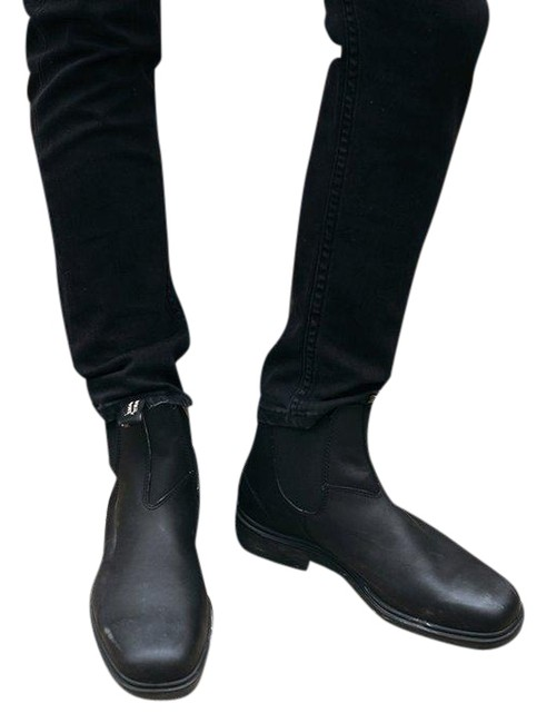 Item - Black Dress Series Boot-black / Bl063 Boots/Booties Boots/Booties Size US 7.5 Regular (M, B)