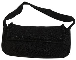 Bloomingdale's black Clutch