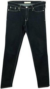 Flying Monkey Skinny Pants Blue