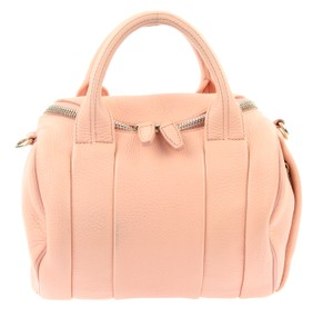 Alexander Wang Satchel in Pink