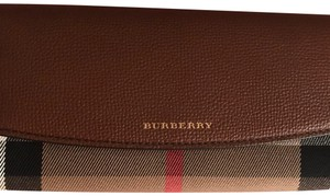 Burberry House Check Porter Leather Wallet