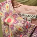 Maggy London Pink Combo Elegant Day Mid-length Work/Office Dress Size 8 (M) Maggy London Pink Combo Elegant Day Mid-length Work/Office Dress Size 8 (M) Image 8