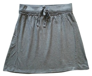 Caslon Nordstroms Skirt Heather Grey