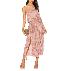 Mauve Maxi Dress by Blue Life