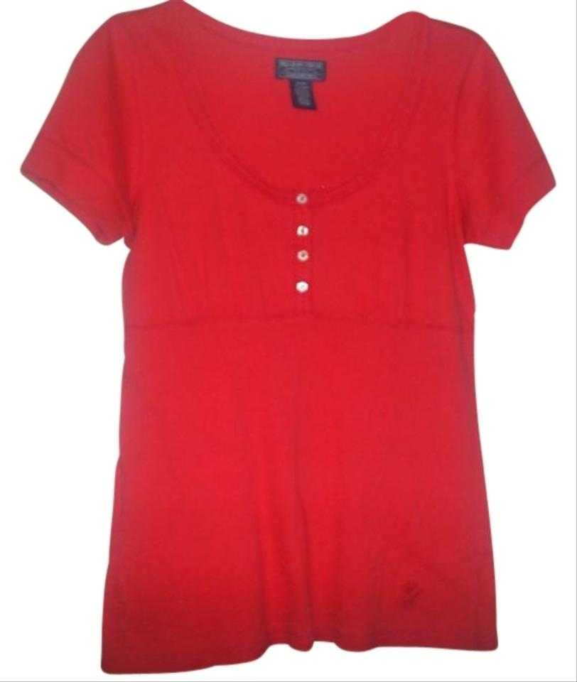 Polo ralph lauren jean company t shirt red for The red t shirt company